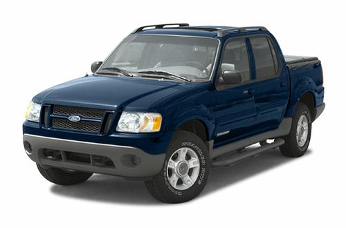 Ford explorer sport trak club