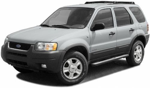 2004 Ford Escape Recalls