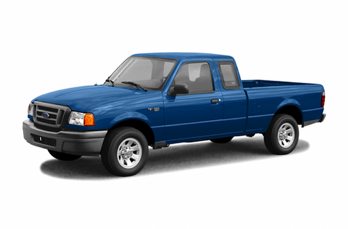 2000 Ford Ranger Mpg >> 2004 Ford Ranger Expert Reviews, Specs and Photos | Cars.com