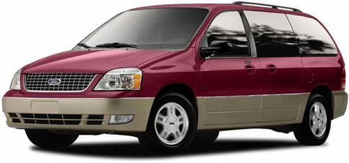 2004 Ford Freestar Recalls