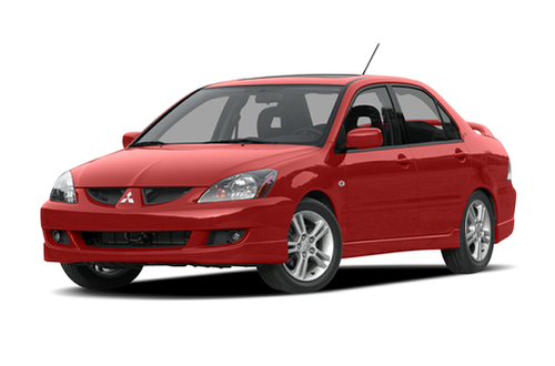 2004 mitsubishi lancer overview cars com