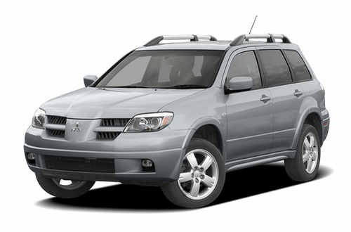 Wondering Which Configuration Is Right For You? Our 2004 Mitsubishi  Outlander ...
