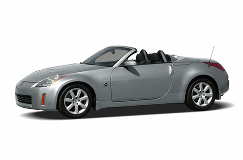 2004 nissan 350z overview. Black Bedroom Furniture Sets. Home Design Ideas