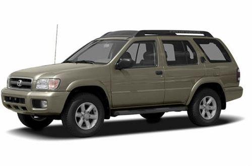 2004 Nissan Pathfinder Recalls