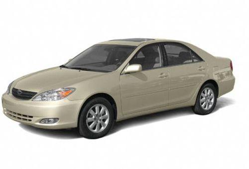 2004 Toyota Camry Recalls