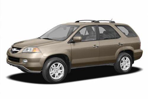 2005 Acura Mdx Recalls