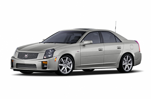 2005 cadillac cts overview. Black Bedroom Furniture Sets. Home Design Ideas