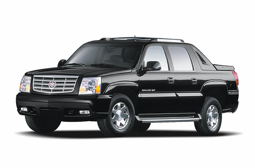 2005 cadillac escalade ext overview. Black Bedroom Furniture Sets. Home Design Ideas
