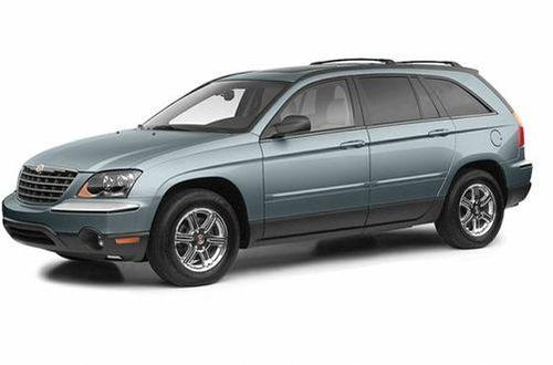 2005 Chrysler Pacifica Recalls