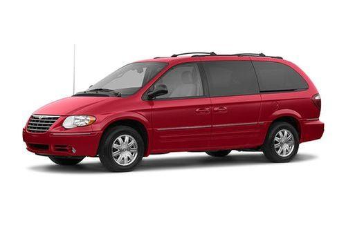 2005 Chrysler Town & Country FWD LWB Passenger Van