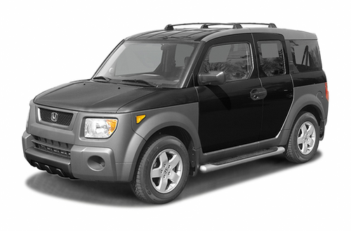 2005 Honda Element Specs Trims Colors Cars Com