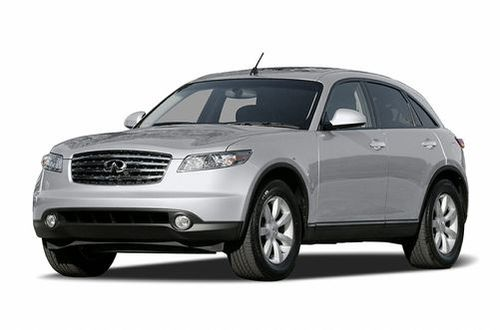 2005 infiniti fx35 specs pictures trims colors. Black Bedroom Furniture Sets. Home Design Ideas