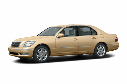 2005 lexus ls 430 expert reviews specs and photos. Black Bedroom Furniture Sets. Home Design Ideas