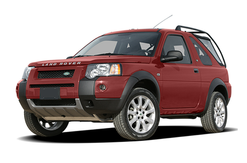 2005 land rover freelander overview