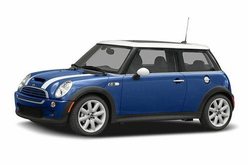 2005 mini cooper s specs pictures trims colors. Black Bedroom Furniture Sets. Home Design Ideas