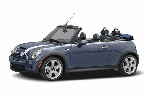 2005 MINI Cooper S Specs Trims Colors Cars