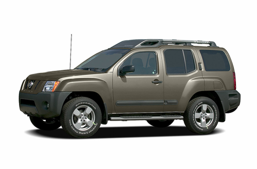 2005 nissan xterra overview. Black Bedroom Furniture Sets. Home Design Ideas