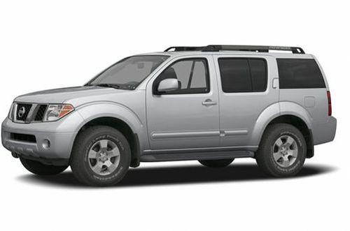 2005 Nissan Pathfinder Recalls