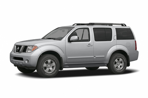 05 nissan pathfinder reviews