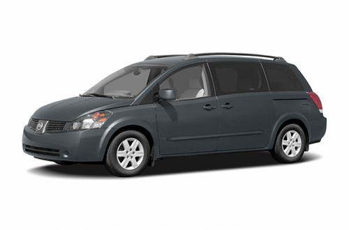 2005 Nissan Quest 4dr FWD
