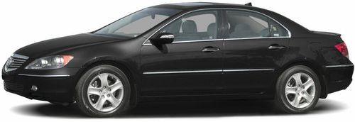 Acura RL Recalls Carscom - 2005 acura rl catalytic converter
