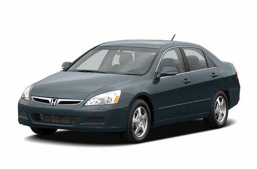 2006 Honda Accord Hybrid