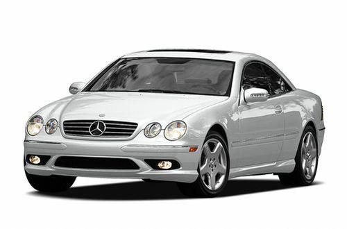2006 Mercedes Benz Cl