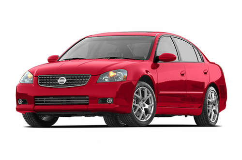 2006 nissan altima expert reviews specs and photos. Black Bedroom Furniture Sets. Home Design Ideas