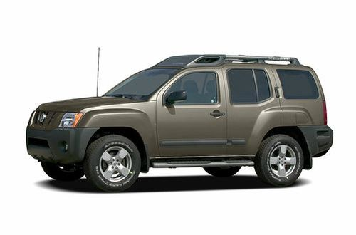 2006 Nissan Xterra Specs Pictures Trims Colors Cars Com