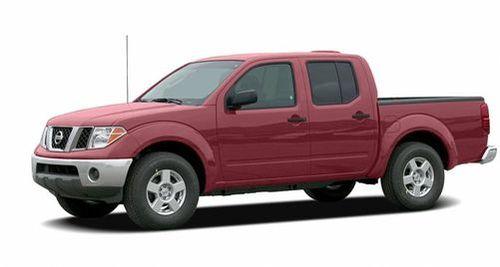 2006 Nissan Frontier Recalls
