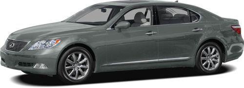 2007 Lexus LS 460 Recalls   Cars.com