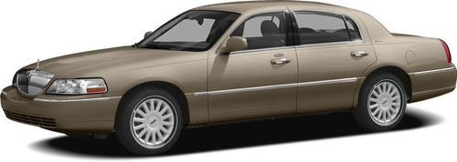 2007 Lincoln Town Car Recalls