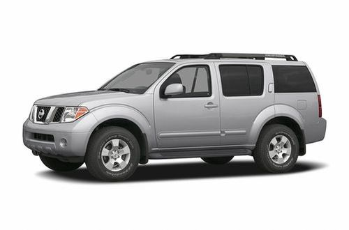 Nissan Pathfinder  C B  Ford Freestyle