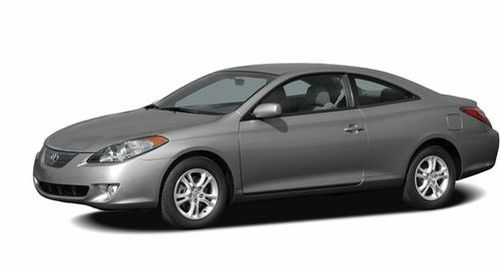2007 Toyota Camry Solara Recalls