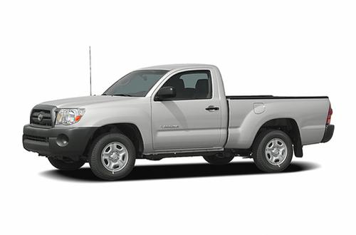 Toyota Tacoma V6 Towing Capacity >> 2007 Toyota Tacoma Specs, Towing Capacity, Payload Capacity & Colors | Cars.com