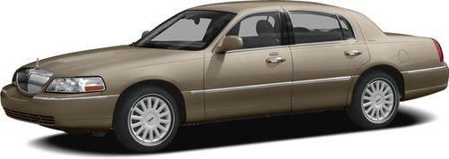 2008 Lincoln Town Car Recalls