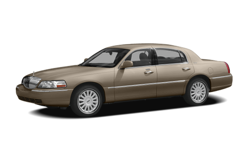 2008 lincoln town car overview. Black Bedroom Furniture Sets. Home Design Ideas