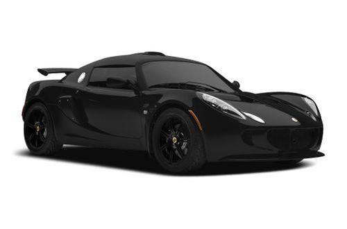 2008 Lotus Exige Coupe