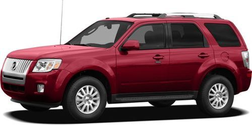 Mariner Car: 2008 Mercury Mariner Recalls
