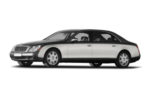 2008 Maybach Type 62