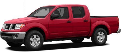 2008 Nissan Frontier Recalls