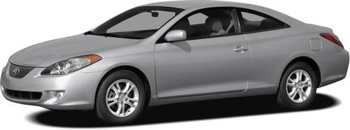 2008 Toyota Camry Solara Recalls