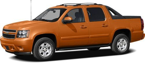 2009 Chevrolet Avalanche Recalls
