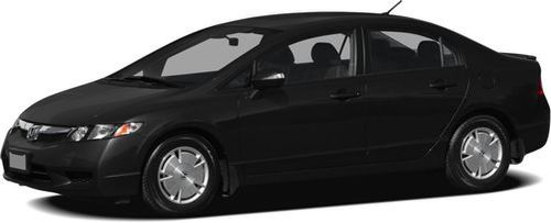 2009 Honda Civic Hybrid Recalls