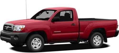 2009 Toyota Tacoma Recalls | Cars com