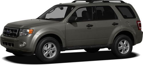 2010 Ford Escape Recalls