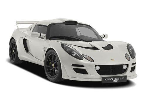 2010 Lotus Exige Coupe