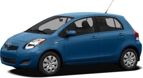 2010 Toyota Yaris Recalls | Cars com