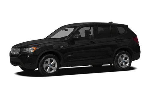 2011 BMW X3 4dr AWD Sports Activity Vehicle