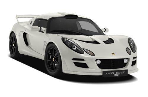 2011 Lotus Exige Coupe